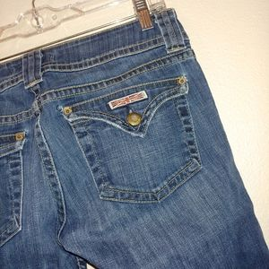 Women's Hudson Jeans Colin flap Pocket Bootcut 30